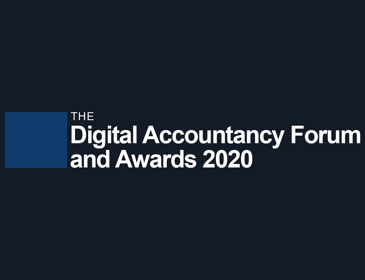 The 9th Digital Accountancy Forum and Awards 2020