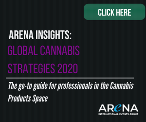 Arena Insights: Global Cannabis Strategies 2020